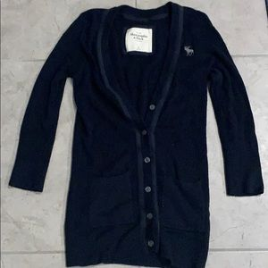 Abercrombie & Fitch cardigan, size S.